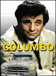 """""""Columbo"""" The rumpled detective (Peter Falk) with the great old car! """"Columbo"""" The rumpled detective (Peter Falk) with the great old car! Great Tv Shows, Old Tv Shows, Movies And Tv Shows, Columbo Tv Series, Columbo Episodes, Sean Leonard, Mejores Series Tv, Tv Star, Tv Detectives"""