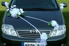 Ślubowisko.pl - Stroik na samochód
