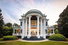 Brick Columns, Brick Pathway, Camden House, Casa Hotel, South Carolina Homes, Lafayette Street, Front Rooms, Mansions For Sale, In Ground Pools