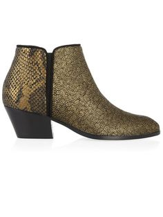 Kicking It: Shop Fall 2012's Top Trends in Boots - Westward Leaning - Guiseppe Zanotti