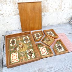 Vintage Antique Edwardian 1900/1910 French  play by petitbrocante