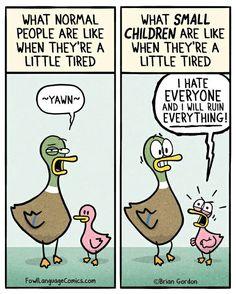 Fowl Language Comics #2 (Upworthy #2)