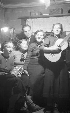 Musik | Äldre foton från Sollerö socken