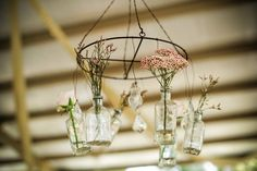 Flower candelabra ....available @ Flowers by Tammy