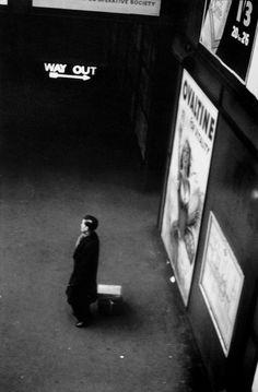 London - Sergio Larrain (1959)