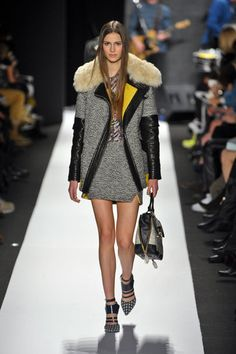 The Most Gorgeous Outerwear From the Fall '13 Collections — So Far: Rebecca Minkoff Fall 2013