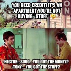 "People ask us all time ""do I need credit?""...lol   #njrealestate #njrealtor #rentsnj #instagramnyc #waterway #nofee #newyork #nycrealtor #nycnightlife #nyceats #nyclife #nj  #cheapapartments  #apartment #rent #rental #hoboken #hobokennj #cheap #njrents #washingtonheights #wahi #harlem #njrents #blvdeast #northbergen #unioncity #unioncitynj"