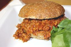 Skinny Slow Cooker – Turkey Sloppy Joes