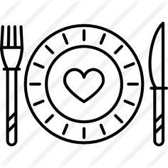 icon vector clipart icons dinner instagram istar highlight story bureau designed graf flaticon clipground premium tiffin