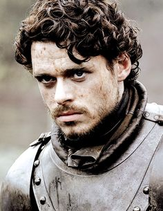 Robb Stark [Game of Thrones, s2] played by Richard Madden