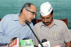 prashant bhusan wants to meet kejriwal to end party dispute