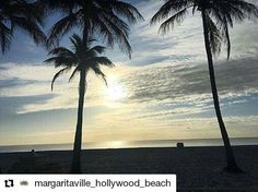 Credit to @margaritaville_hollywood_beach  ・・・ We love peaceful mornings along the Hollywood Beach Broadwalk.  Photo credit: @jemcastor ☀ ☀ ☀ #HollywoodTapFL #HollywoodFL #HollywoodBeach #DowntownHollywood #Miami #FortLauderdale #FtLauderdale #Dania #Davie #DaniaBeach #Aventura #Hallandale #HallandaleBeach #PembrokePines #Miramar #CooperCity #Plantation #SunnyIsles #MiamiGardens #NorthMiamiBeach #Broward (at The Beautiful Beach Of Hollywood)