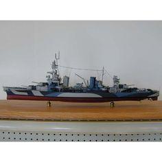 USS Salt Lake City CA25 Pensacola class heavy cruiser (1944) 1/350 Scale Resin Model Ship Kit Model Ship Kits, Model Ships, Heavy Cruiser, Fifth Business, Salt Lake City, Book Recommendations, Scale Models, Resin, Boat