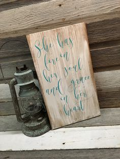 A personal favorite from my Etsy shop https://www.etsy.com/listing/281010720/she-has-fire-in-her-soul-and-grace-in