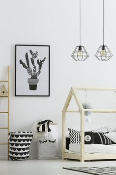 tips and tricks to get a modern looking room for your kids.