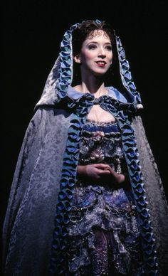 Rebecca Pitcher    Broadway