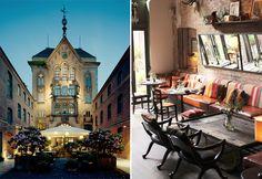 Katz Orange, Restaurant & Bar in Berlin-Mitte #berlin #katzorange http://www.katzorange.com/