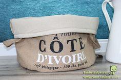 Produktvorstellung: D&D Pet Bag aus Jute Ø35cm
