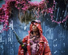 Richard Mosse is an Irish born photographer who shoots documentary + contemporary art photography with Kodak Aerochrome (infrared) film. War Photography, Color Photography, Street Photography, Richard Mosse, Rose Colored Glasses, Experimental Photography, Venice Biennale, Documentary Photographers, Our Lady
