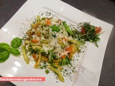 fischi`s cooking and more....: torchietti - die schnelle italienische küche
