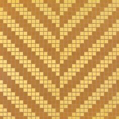 #Bisazza #Decori 2x2 cm Twill Oro Giallo | #Gold on glass | on #bathroom39.com at 1044 Euro/box | #mosaic #bathroom #kitchen