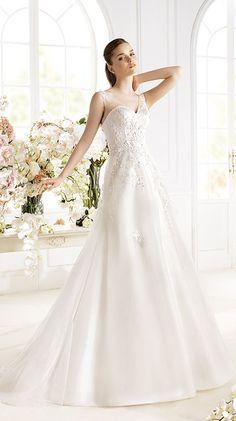 PALIX / Bridal Gowns / 2014 Collection / Avenue Diagonal