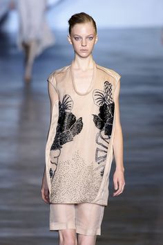 Cacharel at Paris Fashion Week Spring 2010