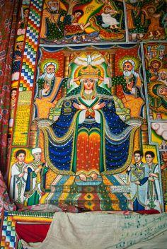 ethiopian+church+imagery | ... Ethiopian Orthodox Tewahedo Church on Fotopedia - Images for Humanity