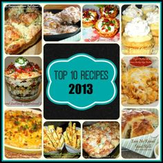Melissa's Southern Style Kitchen: Top 10 Recipes for 2013