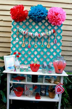 """@April Kranig-Garcia -""""A Baking Party"""" -This would be a super fun birthday party for your girls"""