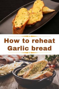 Looking for the best method to reheat your leftover or stored garlic bread? This CookingChew guide features three of the best reheating methods for your favorite bread. Read on to learn more. Garlic Bread In Oven, Frozen Garlic Bread, Bread Oven, Bread Baking, How To Store Garlic, Sauteed Spinach, Couscous Salad, Piece Of Bread