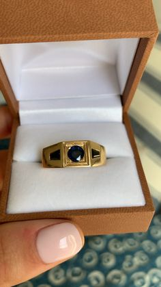 verlobungsring baguette Sapphire A - verlobungsring