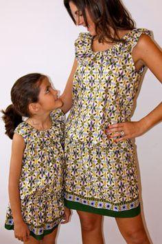 #Moda madre e hija.
