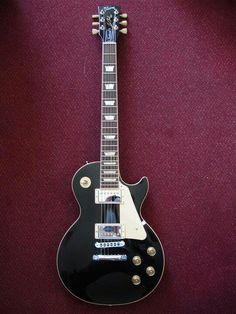Gibson Les Paul standard ebony