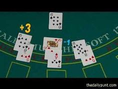 An Intro To Card Counting At Blackjack