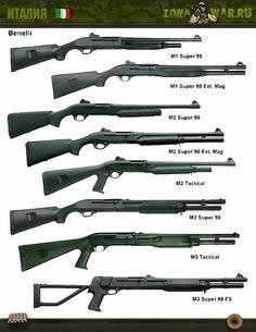 Benelli M1 / M2 / M3
