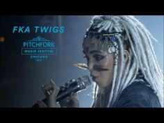 FKA Twigs Performs at Pitchfork Music Festival 2016 | Full Set - YouTube