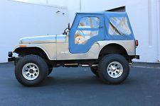 1982 Jeep Cj 5 With Safari Soft Top Jeep Cj5 Vintage Jeep Jeep Cj