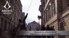Trailer di annuncio di Assassin's Creed Syndicate [IT]