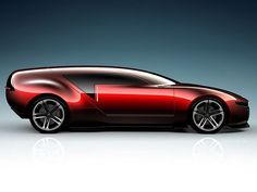 The Ford Caspi Concept Is The Futuristic Wagon You Didn't Know You Wanted