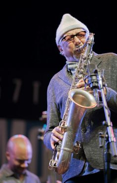 Charles Lloyd at the Monterey Jazz Festival 2014