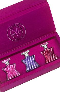 Bond No. 9 'The Mini Trifecta' Fragrance Trio available at #Nordstrom