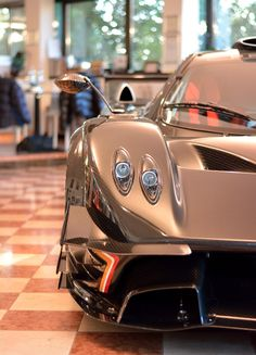 Pagani Zonda R ...More suits, #menstyle, style and fashion for men @ http://www.zeusfactor.com