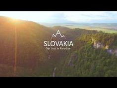 We traveled to the heart of Eastern Slovakia to see what we could capture! We were lucky enough to visit the beautiful 'Slovak Paradise' . Dji Phantom 2, Us Travel, Paradise, Lost, Youtube, Beautiful, Youtubers, Youtube Movies, Heaven