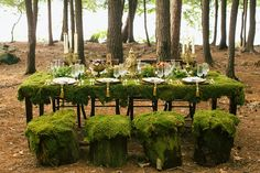Wonder Woodland Wedding Ideas To Make Your Special Day Truly Magical - Trend To Wear