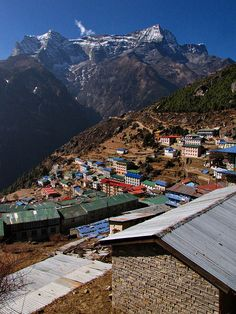 Namche Bazaar - Everest Base Camp Trek - Nepal