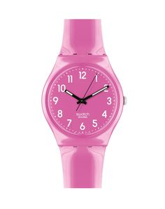 All the Swatch watches are in the Swatch Finder of Swatch United States. From colorful plastic watches to elegant metal watches, every style has a Swatch. Swatch, The Dark Internet, Swiss Watch Brands, Pink Watch, Pink Plastic, Cool Watches, Michael Kors Watch, Pink Ladies, The Originals