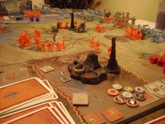 War of the Ring (second edition)   with custom components
