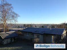 Byggegrund, højt beliggende (16mtr), skøn udsigt, med Villa på 74m2. Stærevej 9, 4040 Jyllinge - Villa #villa #jyllinge #selvsalg #boligsalg #boligdk