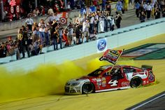 And the Chase goes to… Kevin Harvick – Champion 2014 #Kevin Harvick #NASCAR